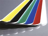 SIGNICOLOR® Aluminiumplatten